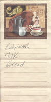 Discarded Shopping List 001 by SurnThing