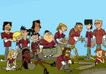 Total Drama: Revenge of the Interns II Group Photo by TDFanFrench