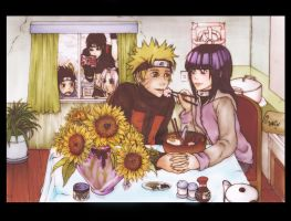 NaruHina: You're Not Alone... by airinia