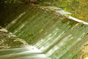 slow waterfall by svendo