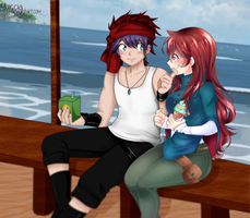 [TEENA] Beautiful day, if I'm with you by Yuiccia