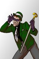 Riddler by Desolee