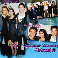 Photopack 10 The Vampire Diaries by PhotopacksLiftMeUp