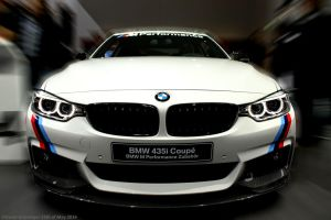 BMW 435i Coupe M Perfomance by DavidGrieninger