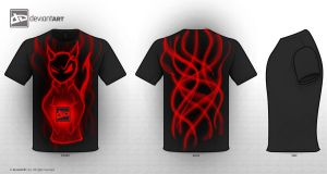 The Deviant? Red:Black by Indigenous-Design