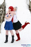 Friends means everything by SCARLET-COSPLAY