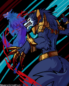 This is what Warwick thinks of your Wolves by JetSetJaeToh