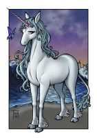 The Last Unicorn (Version 2) by TashOToole