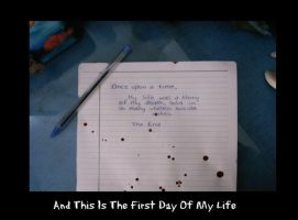 First Day Of My Life by alwest