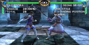 Playing Soul Calibur for the first time by CrystalisZelda