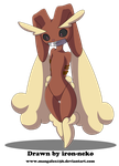 CB: Lopunny Tied Up by MangaFox156