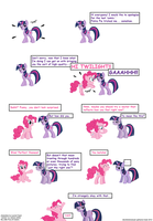 Comic One by decoherence
