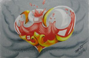Heart by hipy666