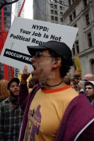 OWS March 24th 2012 by DarkGriffon66