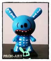 dunny bones by prok-art