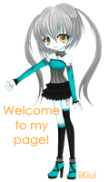 Welcome to my page! by iiKiui