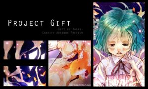 Project Gift - Gift of Books Preview by Escria