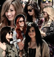 Demi Lovato Blend tumblr. by strongdemetria