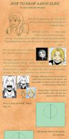 How to Draw Aaron Elric by Obi-quiet