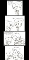 -Comic- Father Daughter Moment by Ninja-Chic