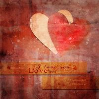 Pack Texture -  Love You by ROSASINMAS