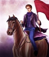 Marius, Les Miserables by marianne481