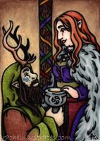 ACEO commish 1 by rachelillustrates