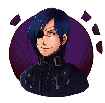 DMMd- Koujaku Chiral Night Outfit by dbrloveless