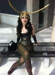 Lady Loki Preview by Lsine