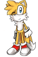 :Collab: Tails by ClassicAmy