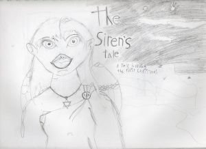 """The Siren's Tale"" sketch"
