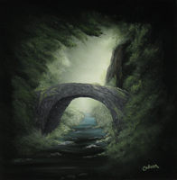 Stone Bridge by crazycolleeny