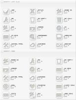 Serenity Icon Pack set2 by heylove