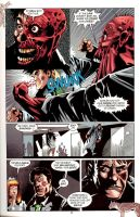 The Birth of Two-Face part 2 by Shadowhawk27