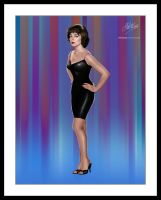 Joan Collins by sanchezdesigns