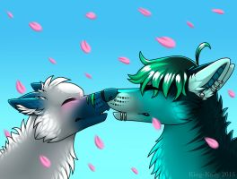 :AT: Love is in the air + video by King-Kaily