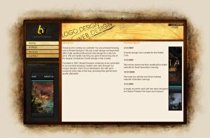 Web Design - Bryant-Design.com by ciR-e