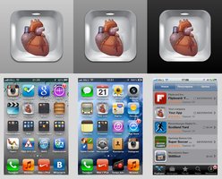 Heart App Icon by Bebecca