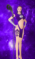 Indigo-1 of the Indigo Tribe by portfan