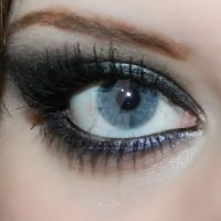 Smoky Eye by XxXCheyenneXxX