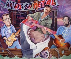 'Jaws Of Metal' by davidmacdowell