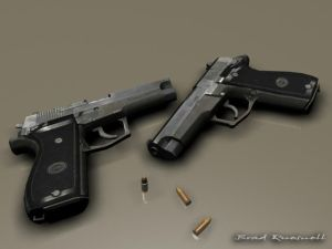 Daewoo DP51 handgun by TheRealSlimPickins - Dev Avatar Ar�ivi
