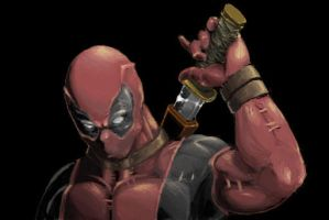 Deadpool - Lighting Edit by Lalam24