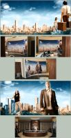 murals for csi miami by red5