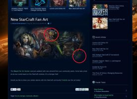 OMG Blizzard likes my chibis by ChaosComix