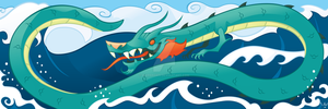 Sea Dragon Full by WarBrown