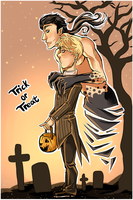 Trick Or Treat by tonbo-kun