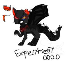 Experiment 000.0 by PokeFreak33