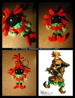 Skull Kid Voodoo doll~ by Miaw-Asakura