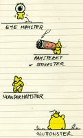 Hamsters 3 by Lukc